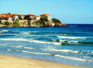 Bulgarian-seaside